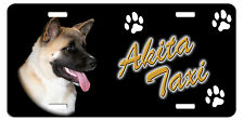 Akita 2 Taxi Line License Plate (( LOW CLEARANCE PRICE ))