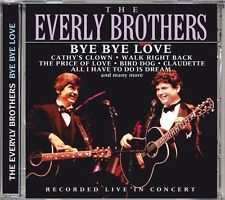Everly Brothers,the - Bye Bye Love