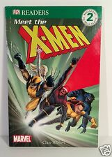 Meet the X-Men :: DK Readers Level 2 :: Marvel :: Beginning Readers