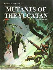 Palladium- Mutants of the Yucatan Book 4 -Rifts,Turtles *FS