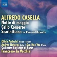 Notte Di Maggio/Cellokonzert - La Vecchia/You/Orchestra Sinfonica - Casella,Alfr