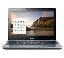 "Acer C720-2103 11.6"" Celeron 2955U 1.4GHz 2GB RAM 16GB SSD Chrome OS Laptop"