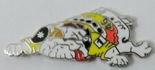 *NEW* 'Guido' enamel badge. Moto GP, Rossi. Bulldog.