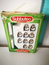 SUBBUTEO 63000  ARGENTINA SUBBUTEO  VINTAGE TOYS