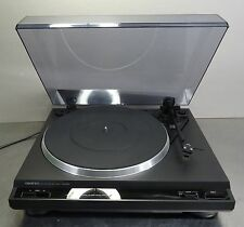 VINTAGE HI-FI GIRADISCHI ONKYO cp-1200a BELT DRIVE TURNTABLE record player