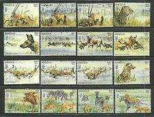 ANGOLA 961A-P MNH WILD ANIMALS*