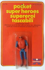 Rare MEGO POCKET HEROES SPIDER-MAN Action Figure MOC 1975 Italian Dist Harbert