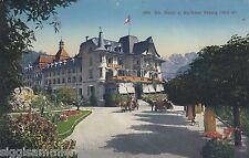 Brünig AK 1920 Grand Hotel und Kurhaus Bern Schweiz Suisse Svizzera 1610564