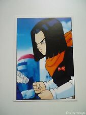 Autocollant Stickers Dragon Ball Z Part 6 N°127 / Panini 2008