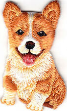 PETS - DOGS - PUPPY/Iron On Embroidered Applique Patch/Cute Critter, Animals