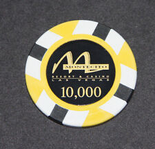 Las Vegas TV Show Prop ~ One Montecito $10,000 Casino Chip