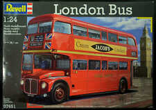 Revell 07651 1:24 Scale London Bus Plastic Kit First Class Postage