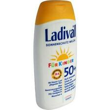 LADIVAL Kinder Sonnenmilch LSF 50+ 200 ml