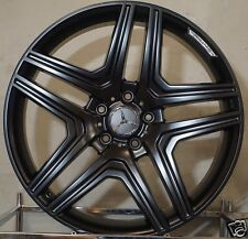 "20"" Mercedes G Wagon G63 Rims G Class G300 G400 G500 G550 G55 G63 Wheels"