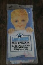 Vintage Baby Disposable Diaper Mess Protectors, 1987 Lammies, New in package