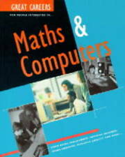 Great Careers for People Interested in Maths and Computers,GOOD Book