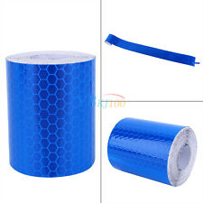 300cm Warning Reflective Safety Tape Adhesive Sticker For Trucks Car 5 colors