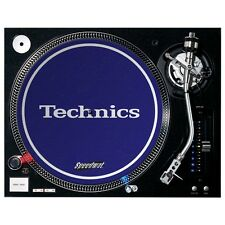 Slipmats Technics DMC Speedmat Blue / Blau (1 Stück/1 Piece) MBSPEED1 NEU+OVP!