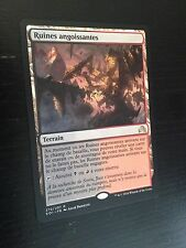 MTG MAGIC SOI FOREBODING RUINS (FRENCH RUINES ANGOISSANTES) NM