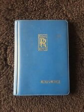 Rolls-Royce Bentley Conversion Table Manual Handbook 1964 TSD201 OEM Crewe Derby