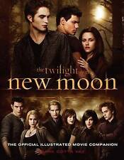 New Moon: The Official Illustrated Movie Companion (Twilight Saga),GOOD Book