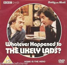 WHATEVER HAPPENED TO THE LIKELY LADS?: HOME IS THE HERO (Dly Mail R2/4 DVD)