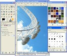 ULTIMATE IMAGE EDITING SUITE - GRAPHICS PHOTO SOFTWARE PC MAC PLATFORM