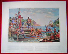 Confederation Life, Gallery of Canadian History in 22 Art Prints