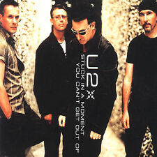 Stuck in a Moment You Can't Get Out Of [#5] [Single] by U2 (CD, Jan-2001,...