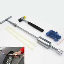 Car Dent Repair Puller Removal Glue Pulling Tabs Hammer Auto Body Paintless Tool