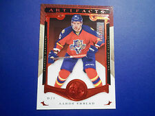 2015-16 ARTIFACTS RUBY PARALLEL BASE CARD #124 - AARON EKBLAD