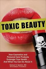 Toxic Beauty: How Cosmetics and Personal-Care Products Endanger Your H-ExLibrary