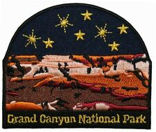 "Arizona ""Grand Canyon National Park"" Patch US Travel Souvenir Iron-On Applique"