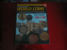 STANDARD CATALOG OF WORLD COINS-1601-1700-KP-KRAUSE PUBLICATIONS