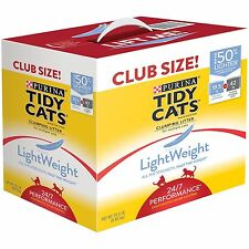 Tidy Cats LightWeight Cat Litter (19.5 lb.) Free Shipping NEW