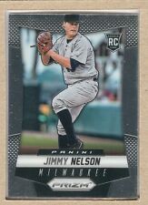Jimmy Nelson 187 2014 Panini Prizm Rookie RC