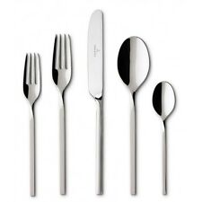Villeroy & Boch New Wave 64-Piece Flatware Set