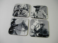 The Lone Ranger Set de sous-verres