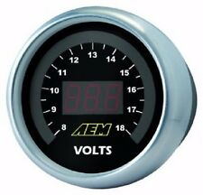 AEM 52mm Voltmeter Digital Gauge | aem 30-4400