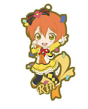 Love Live Rin Movie Rubber Phone Strap School Idol Project Licensed NEW