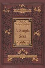 A Simple Soul by Gustave Flaubert (2015, Paperback)