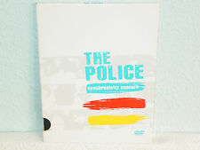 """*****DVD-THE POLICE""""SYNCHRONICITY CONCERT""""-2005 Universal Music*****"""