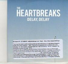 (DI621) The Heartbreaks, Delay Delay - 2012 DJ CD