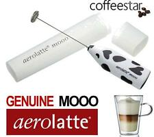 Genuine Aerolatte Mooo Milk Frother for Cappuccino Latte Milkshakes Frappe UK
