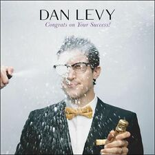 LEVY, DAN-CONGRATS ON YOUR SUCCESS (W/DVD) CD NEW