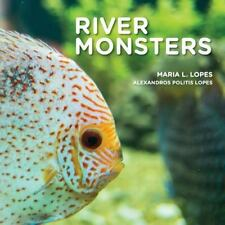 BrightBrain: River Monsters : Meet South American River Monsters by Maria...