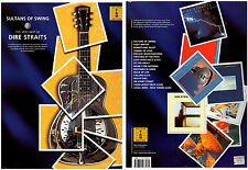 "DIRE STRAITS ""Sultans Of Swing - The Very Best Of"" (PARTITIONS/SHEET MUSIC) 1998"