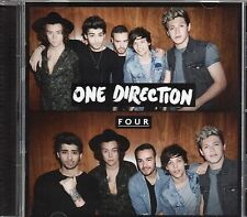 One Direction - Four (2014 CD) Australian Edition Includes 4 Colour Postcards