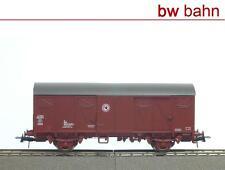 Roco H0 46067 Gedeckter Güterwagen der DB Transport Flüssiggasflaschen Neu