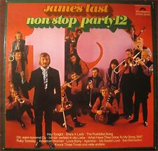 James Last, Non stop party 12, VG/VG-  LP (8060)